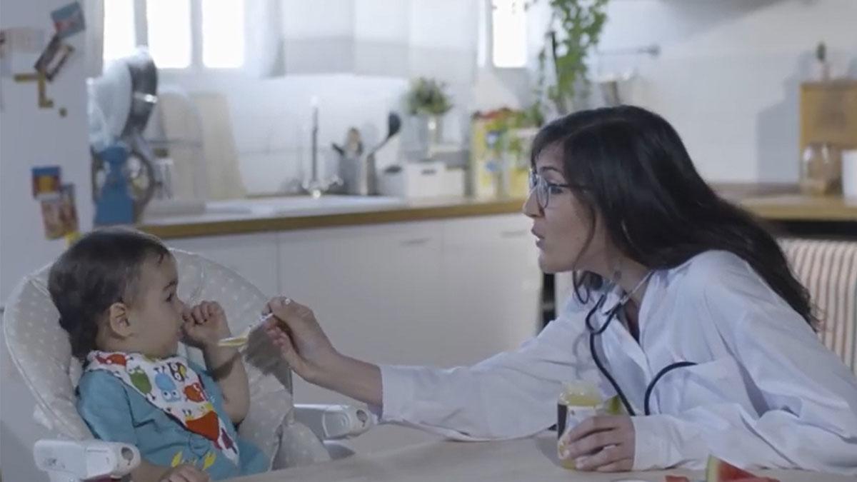 Las papillas infantiles tienen un alto contenido en azúcares.