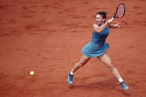 Halep acaba amb la seva maledicció a Roland Garros
