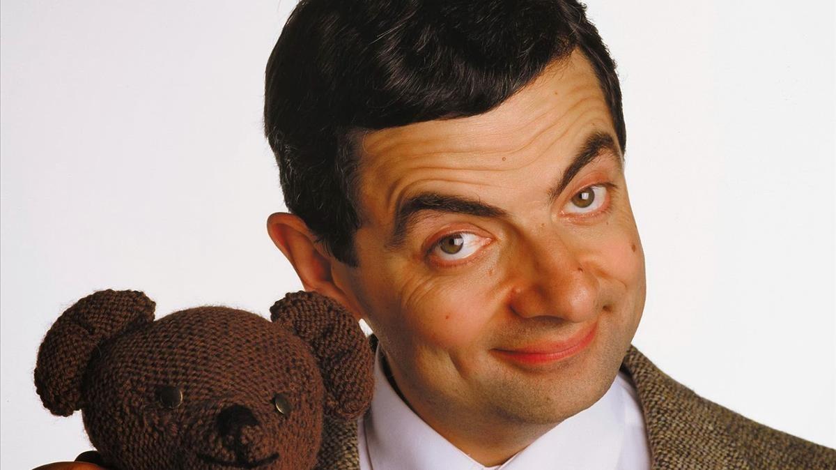 Mister Bean rowan atkinson