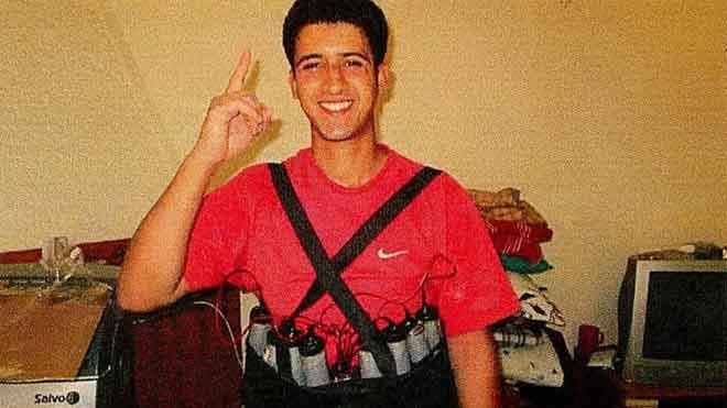 Los terroristas del 17A: Alá nos ha elegido para haceros llorar sangre.