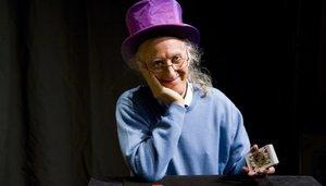 El mago Juan Tamariz.