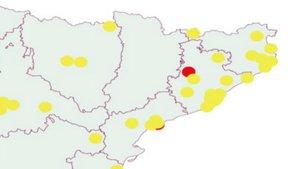 Catalunya es una de las comunidades autónomas afortunadas con varios premios de la Lotería de Navidad 2019.