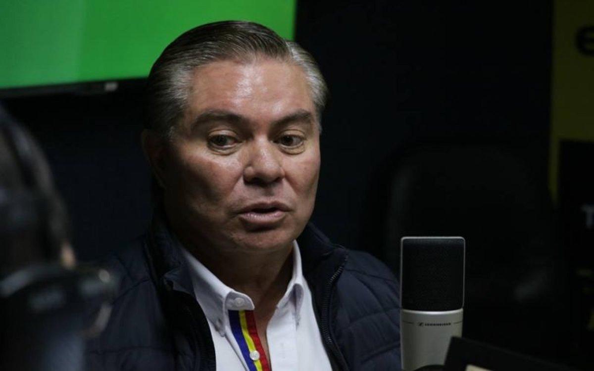 Mario Estrada Orellana, candidato a la presidencia de Guatemala.