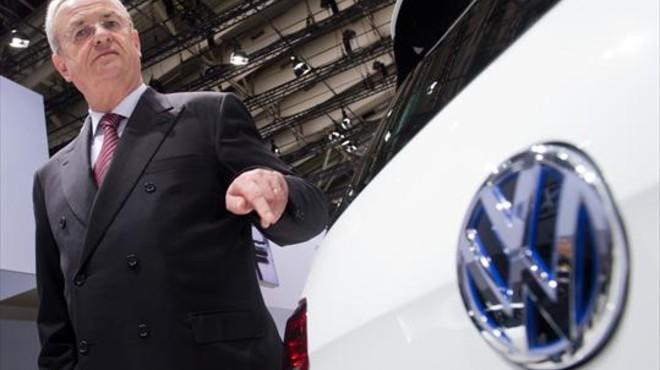 EEUU imputa al expresidente de Volkswagen por el 'dieselgate'