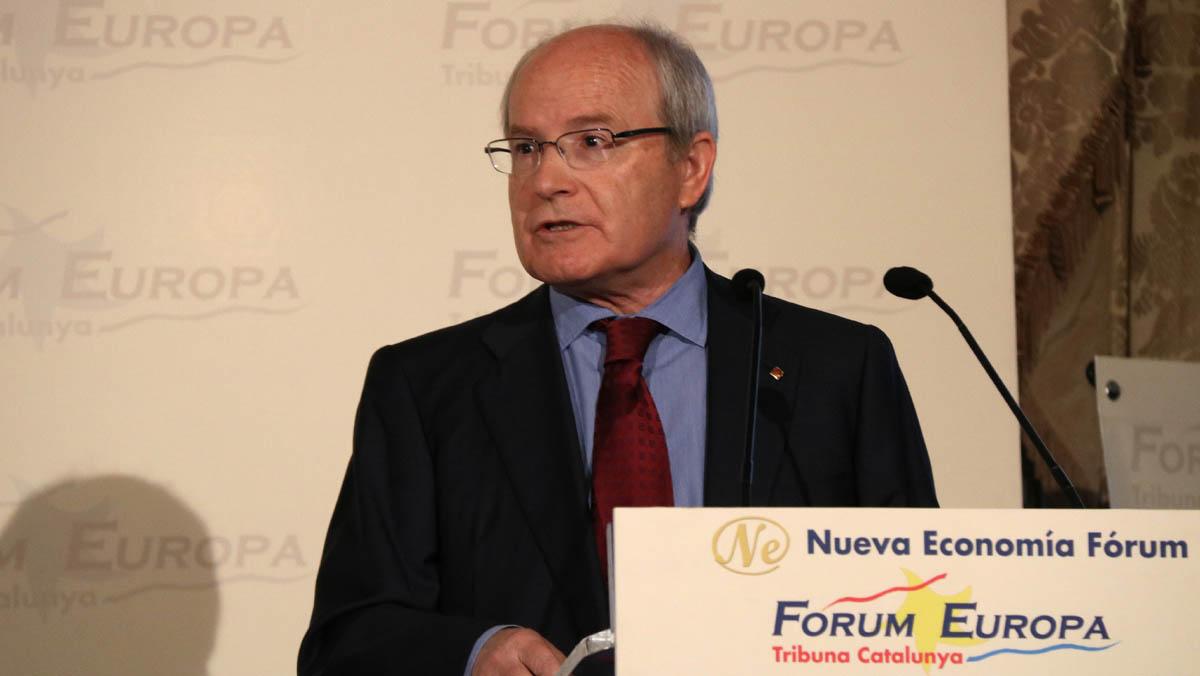 No nos engañemos. No estamos hablando de Ceuta y Melilla, advierte el expresident de la Generalitat.