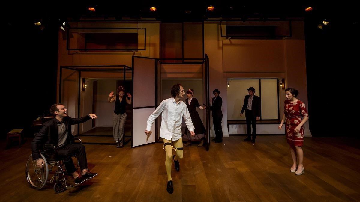 'Nit de reis': pura magia de Shakespeare