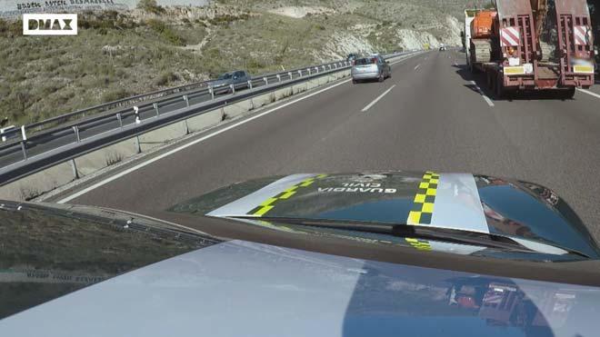 Els protocols de la Covid-19, a 'Control de carreteras'
