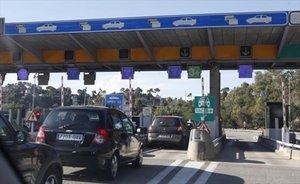 Los peajes de las autopistas de la Generalitat subirán el 2,2% en el 2019