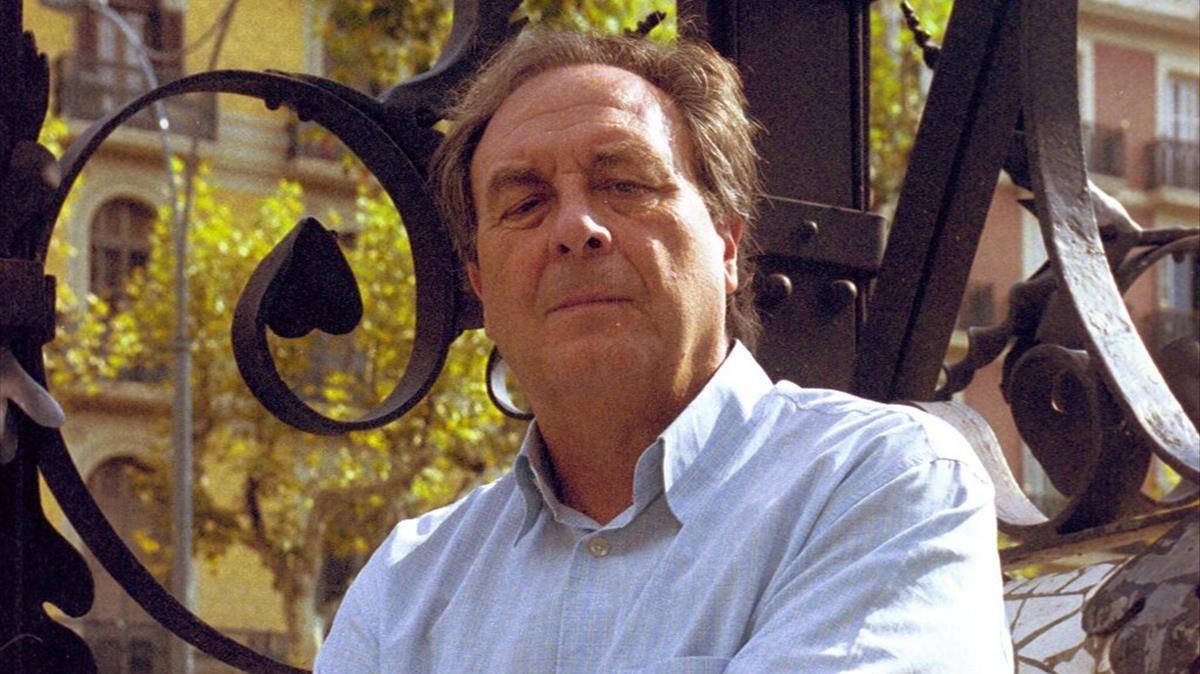 El periodista y escritor Vicente Verdú.