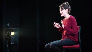 Phoebe Waller Bridge, en la versión teatral de 'Fleabag'.