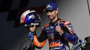 El portugués Miguel Oliveira (KTM) ha ganado, hoy, su segundo GP del año.