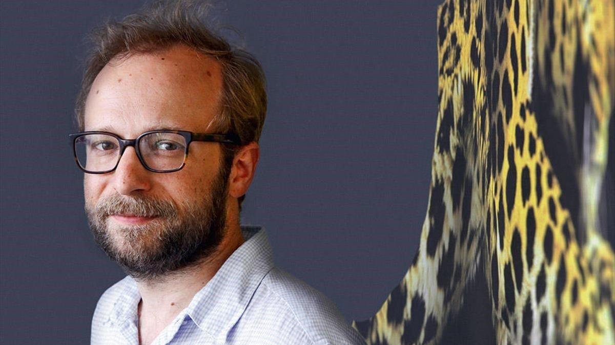 El realizador francés Nicolas Parisier.