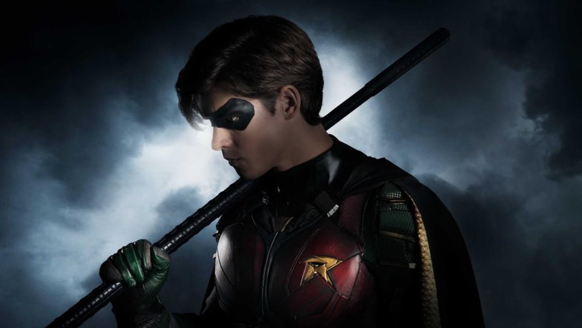 Robin, en 'Titans'