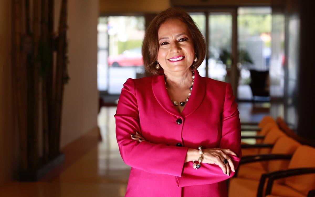 Rosario Marín, extesorera de EEUU durante el mandato de Bush, ponente en Forum Cornellà Creació.