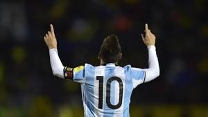 El suïcidi de Leo Messi