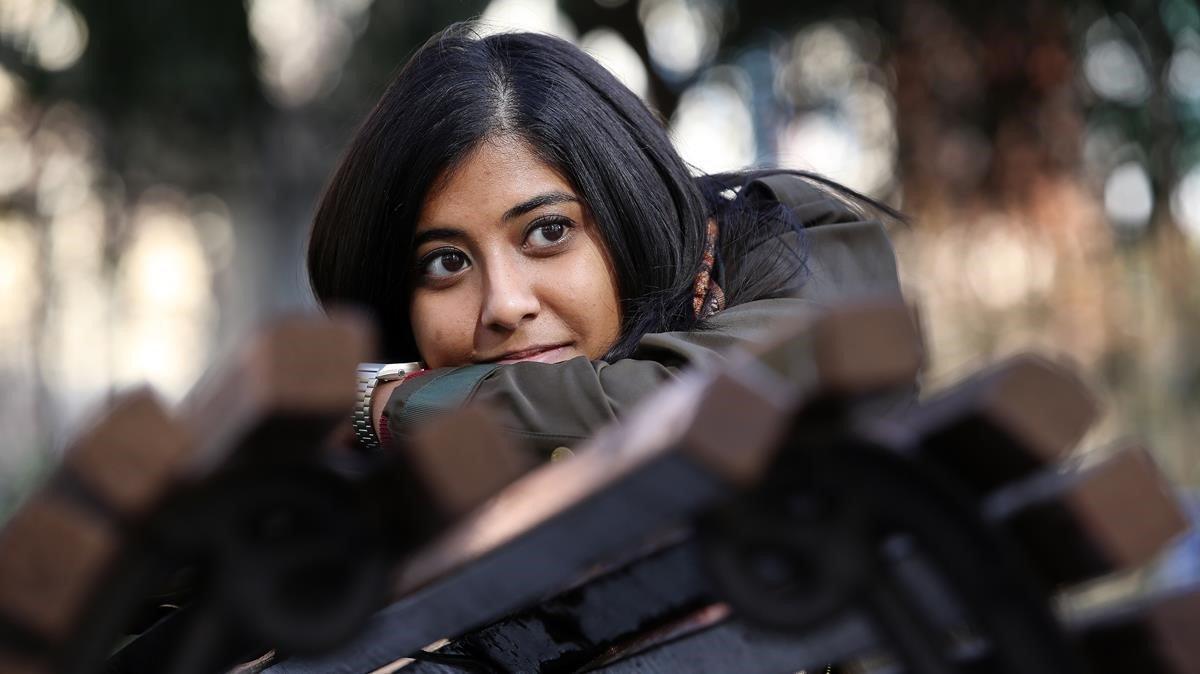 """Sanja Rahim: """"Tengo claro que quiero estar al servicio de las personas"""""""