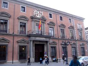 Sede del Consejo de Estado en Madrid.