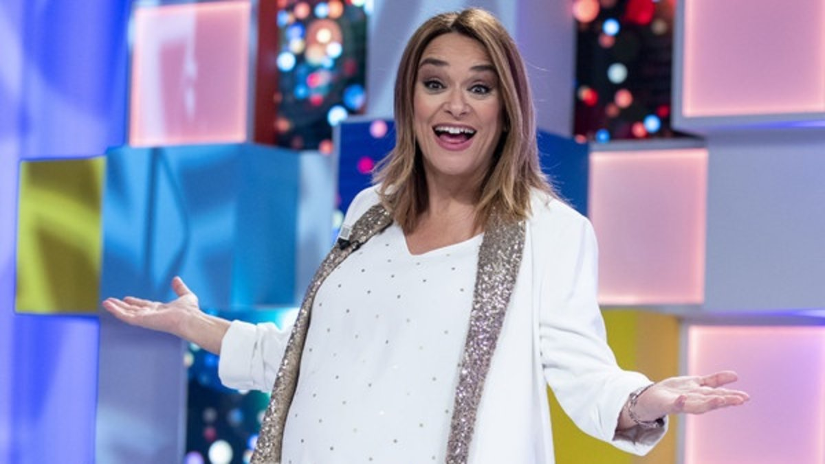 Toñi Moreno da a luz a Lola, su primera hija, a los 46 años