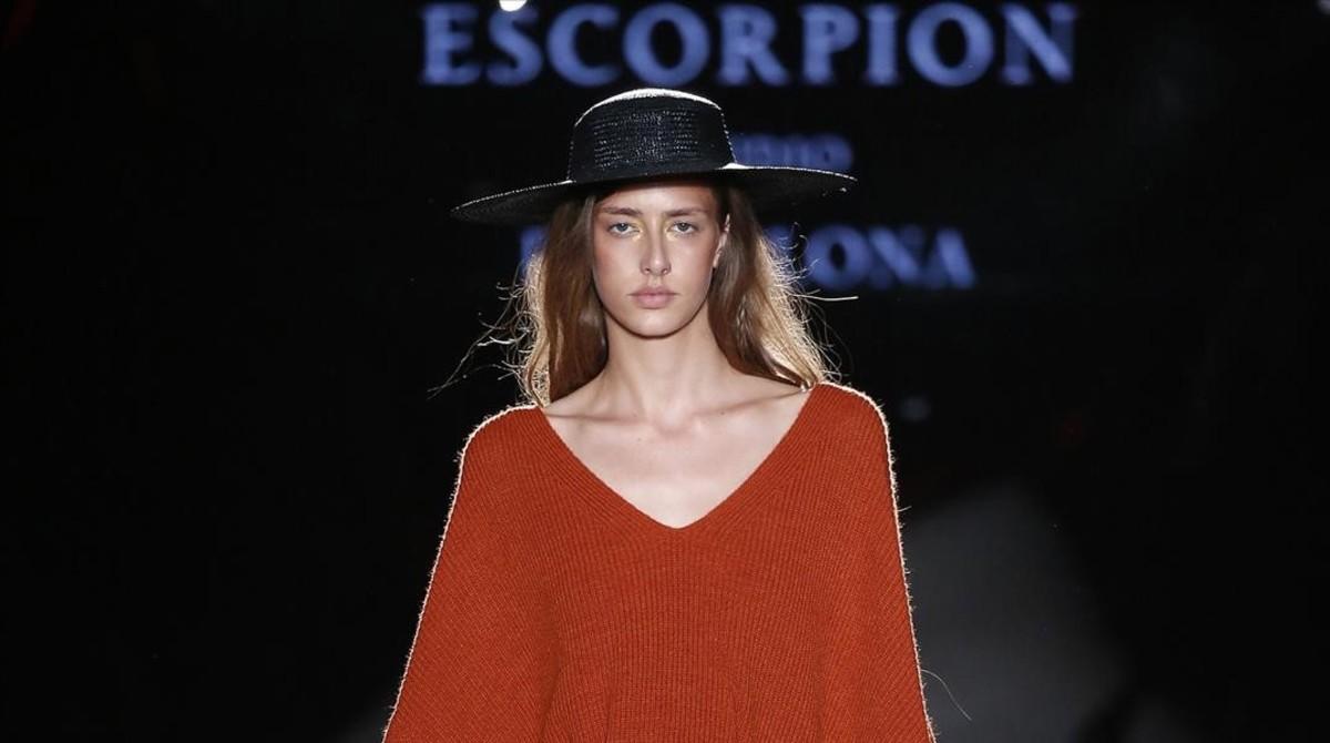 Una propuesta de la colección de Escorpion Studio Barcelona.