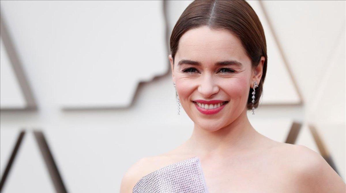 Emilia Clarke va patir dos aneurismes mentre rodava 'Joc de Trons'