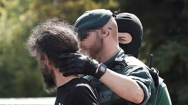 Presó per a l'exconvicte gihadista detingut a Pamplona en un camió