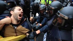 Barcelona es persona en totes les causes judicials per la repressió de l'1-O