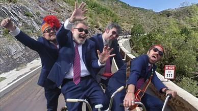 """Pablo Carbonell: """"El sentido del humor da mucho miedo"""""""