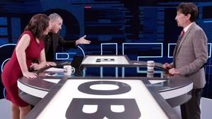 Imagen de la sátira del programa de La Sexta El objetivo, que ofrece el programa de Neox Homo Zapping.