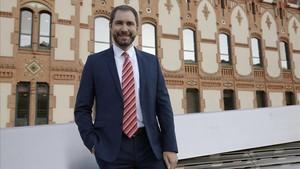 Gerard Subirats, premio Jove Empresari 2017