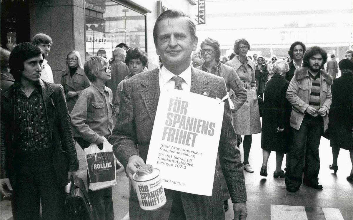 Olof Palme, un crim sense resoldre
