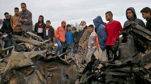 Escalada violenta a Gaza després dels 8 morts d'una operació israeliana contra Hamàs
