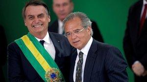 Bolsonaro decideix fer fora el 'comunisme' de l'Administració brasilera