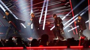 Backstreet Boys, crescuts però no avorrits