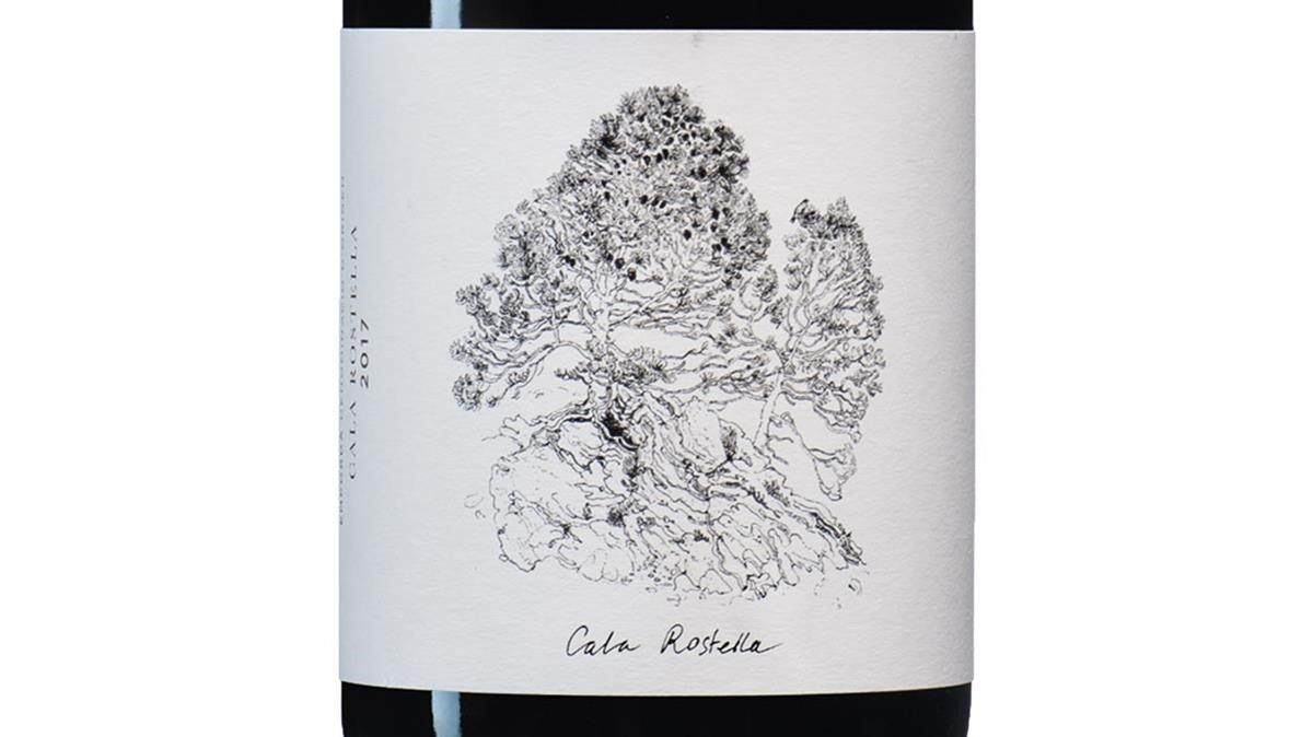 Anna Espelt Cala Rostella 2017, un vi negre fragant amb vocació mediterrània