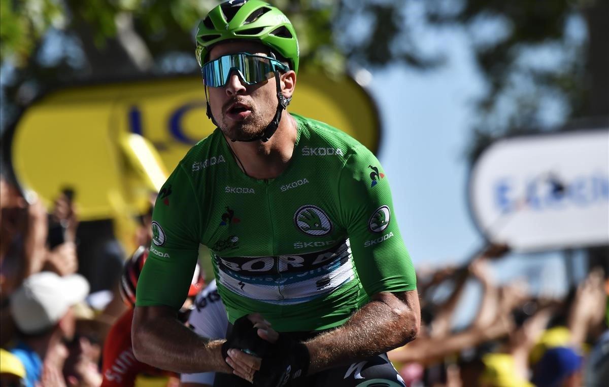 El Tour en hora Sagan