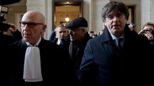 La justícia belga ajorna la decisió sobre Puigdemont fins que s'aclareixi la seva immunitat
