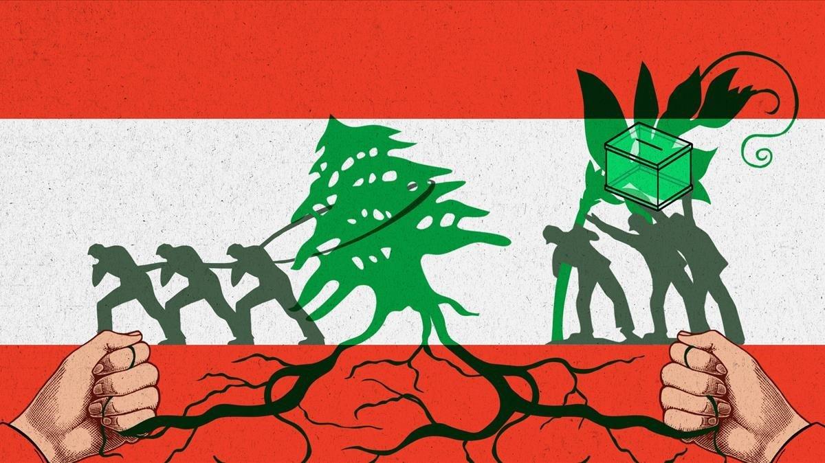 La encrucijada libanesa