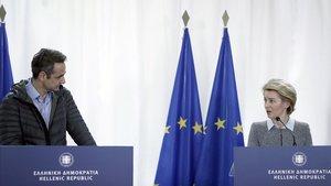 La UE multiplica els mitjans per blindar la frontera entre Grècia i Turquia