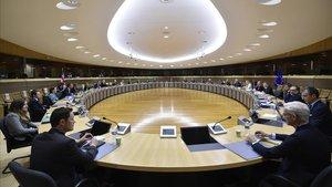 La UE i el Regne Unit tornen a negociar cara a cara
