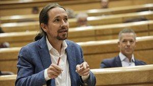 Iglesias veu una «república plurinacional» a Espanya a «mitjà termini»