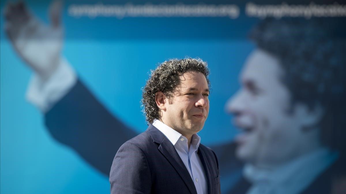El chute sinfónico de Gustavo Dudamel