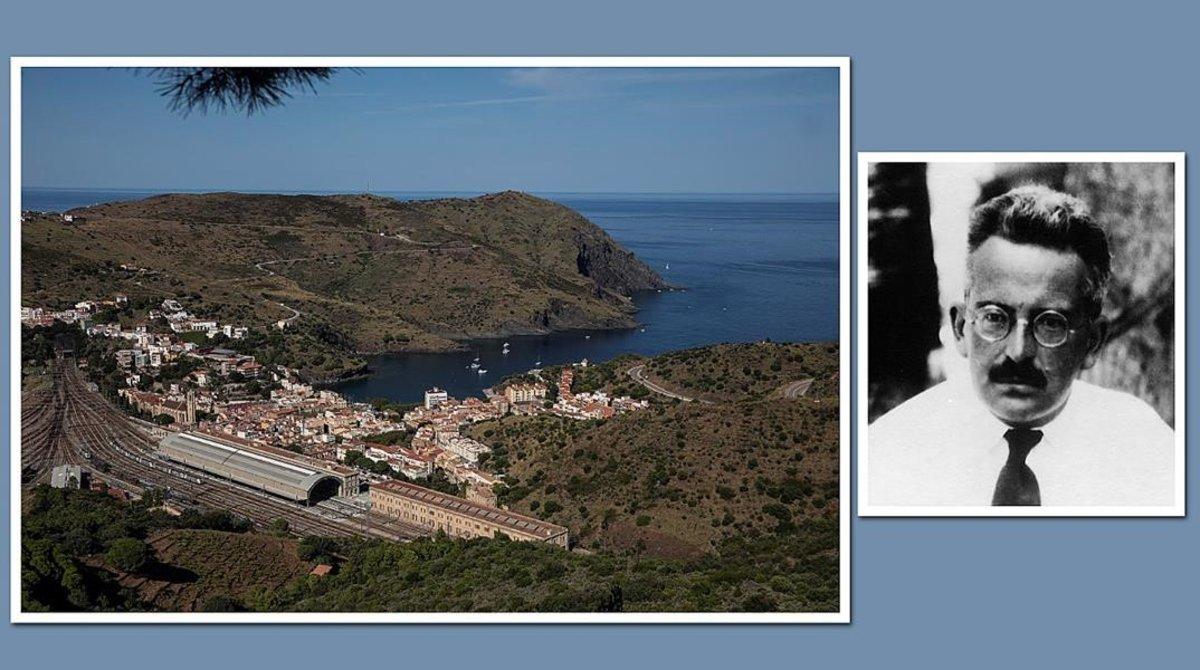 ¿Qué queda de Walter Benjamin en Portbou?