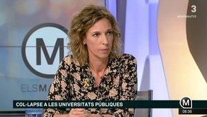 Chacón es desmarca de Comín: «Perjudicar l'economia espanyola ens perjudica»