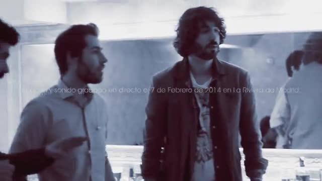 Videoclip del tema Asuntos Delicados dIzal.