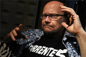 Santiago Segura en una sesión en motivo del estreno de Torrente 5.