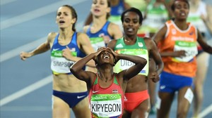 jcarmengol35165471 kenya s faith chepngetich kipyegon reacts after winning the 160817042919