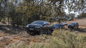 Toyota Land Cruiser el todoterreno 100%