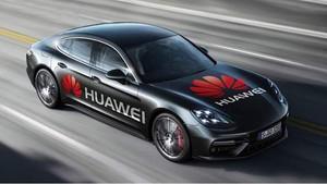 Huawei hace que tu coche esquive perros