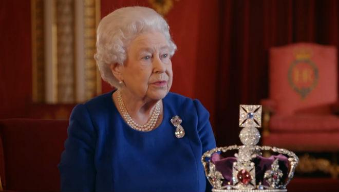 Elisabet II accepta la «independència» d'Enric i Meghan