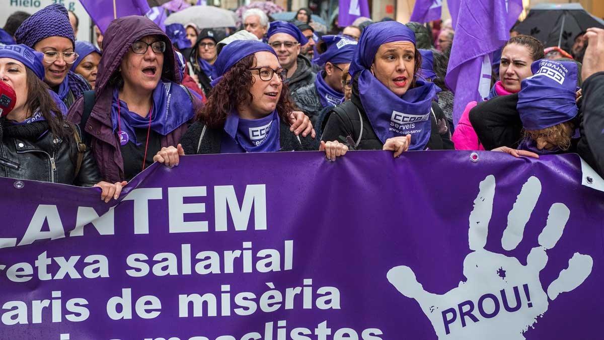 30 anys treballant perquè les dones disfrutin dels seus drets